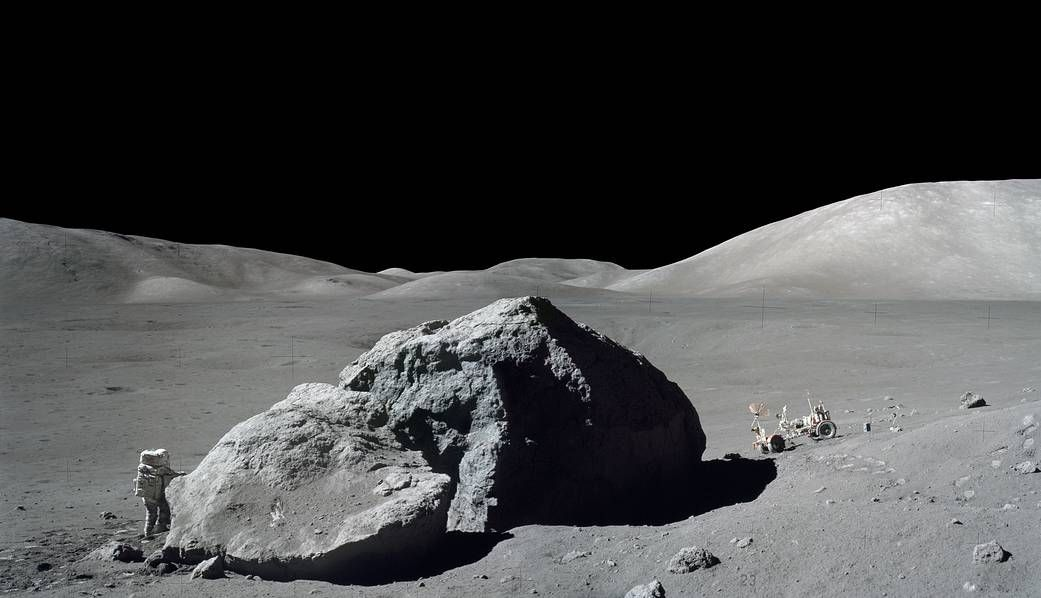It's 2019. Why Haven't Humans Gone Back to the Moon Since the Apollo Missions?