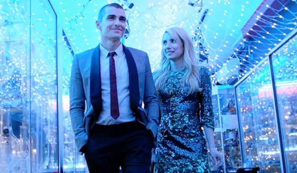 Dave Franco and Emma Roberts in Nerve