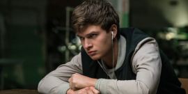 Ansel Elgort Posts A Nude Photo Online For Charity, People Obviously Have Thoughts