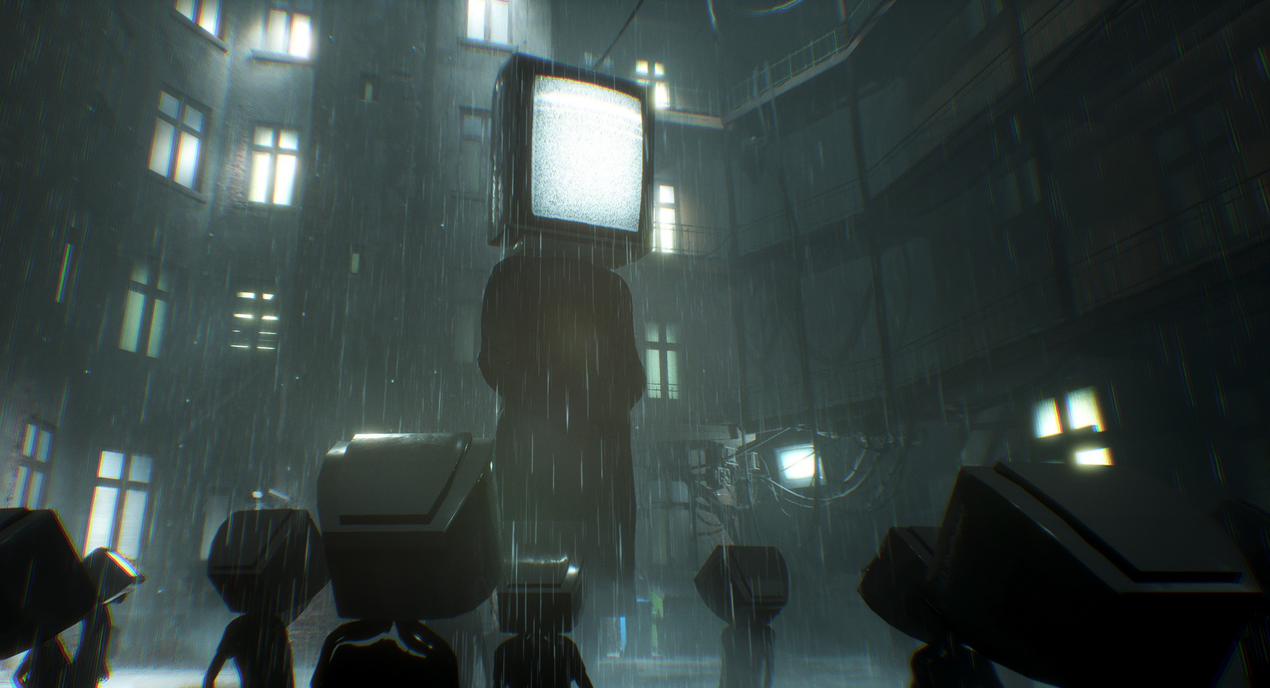 Get Observer, Beholder and more in the Humble Dystopian Bundle