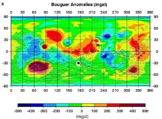 Possible Ancient Equator of Mars Revealed