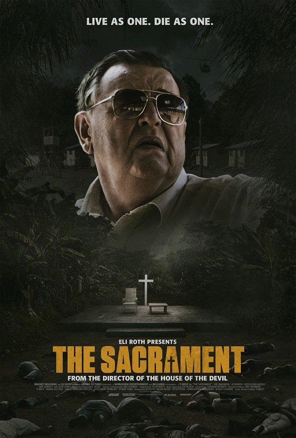 the sacrament poster