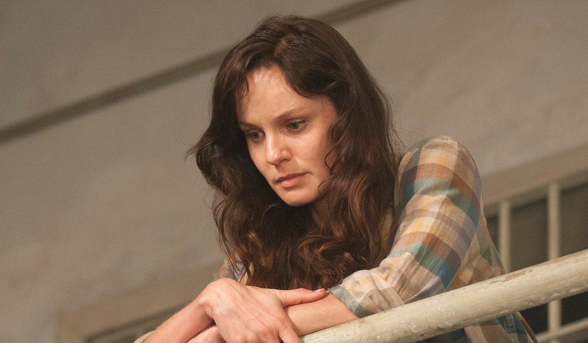 Lori the walking dead prison