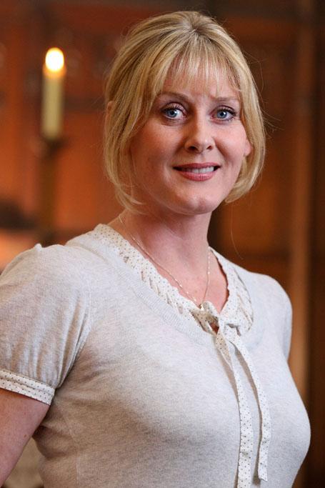 Sarah Lancashire chats about Esther's simple life