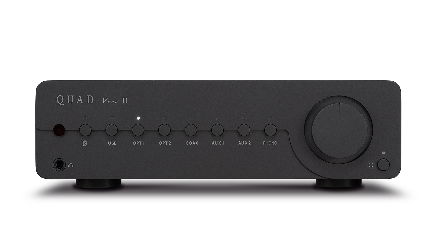 Quad introduces Vena II integrated amp with phono stage and