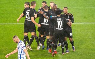 Borussia Monchengladbach, Champions League knockout draw