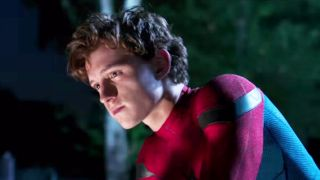 Peter Parker writes his own theme song in Spider-Man