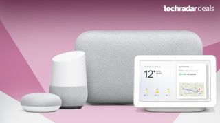 Google Home prices deals sale Mini, Home Hub, Home Max