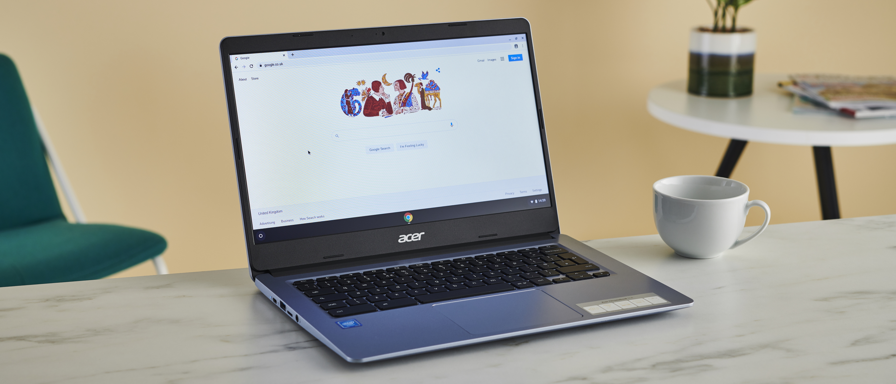 Acer Chromebook 314 - Beste goedkope gaming laptop 2021