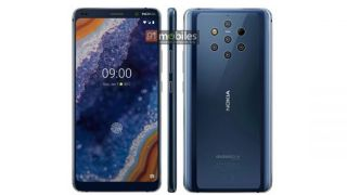 The newest render of the Nokia 9. Image credit: 91Mobiles