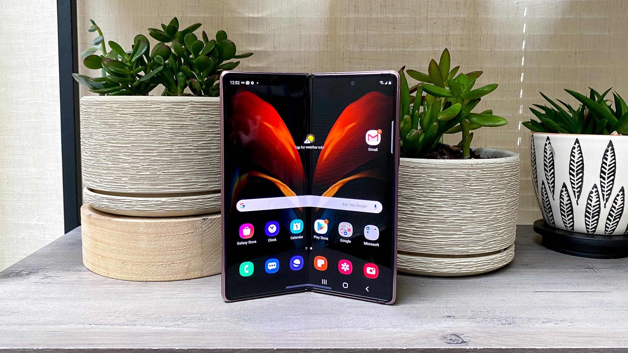 best android phones: Samsung Galaxy Z Fold 2