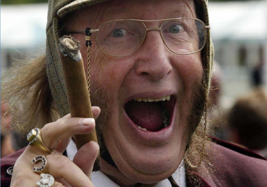 Horse racing TV pundit John McCririck has died aged 79