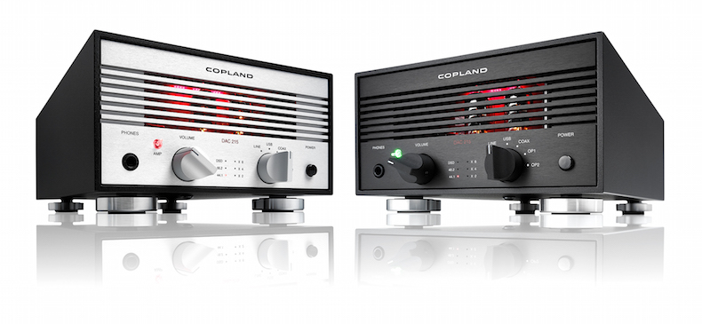 Copland 215 DAC and valve headphone amp lands in the UK | What Hi-Fi?
