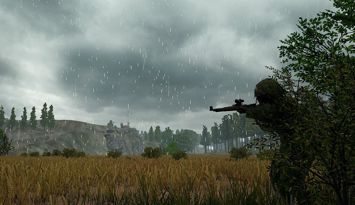 Pubg Adds One Shot Kill War Mode Pc Gamer -