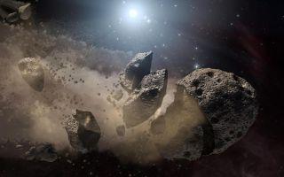 Dinosaur-Killing Asteroid