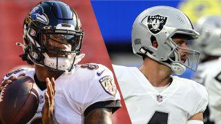 Ravens vs Raiders live stream