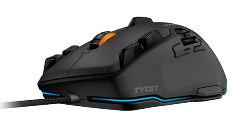 Roccat Tyon Review Multibutton Laser Gaming Mouse Tom S Guide
