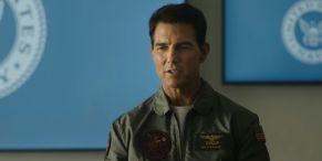 Tom Cruise Reacts To Top Gun: Maverick's Lego Trailer