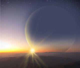 Newly found planet PH2 b