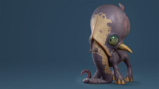Top tips for sculpting a creature in ZBrush | Creative Bloq