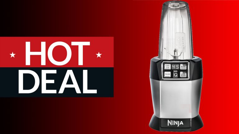 Walmart's Ninja blender sale gets you a single serve blender for just $70.