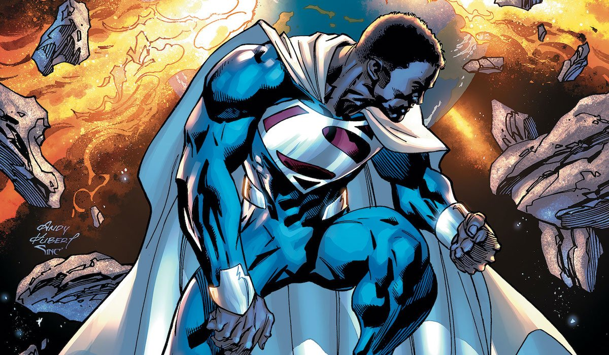 Val-Zod Superman DC Comics Earth-2