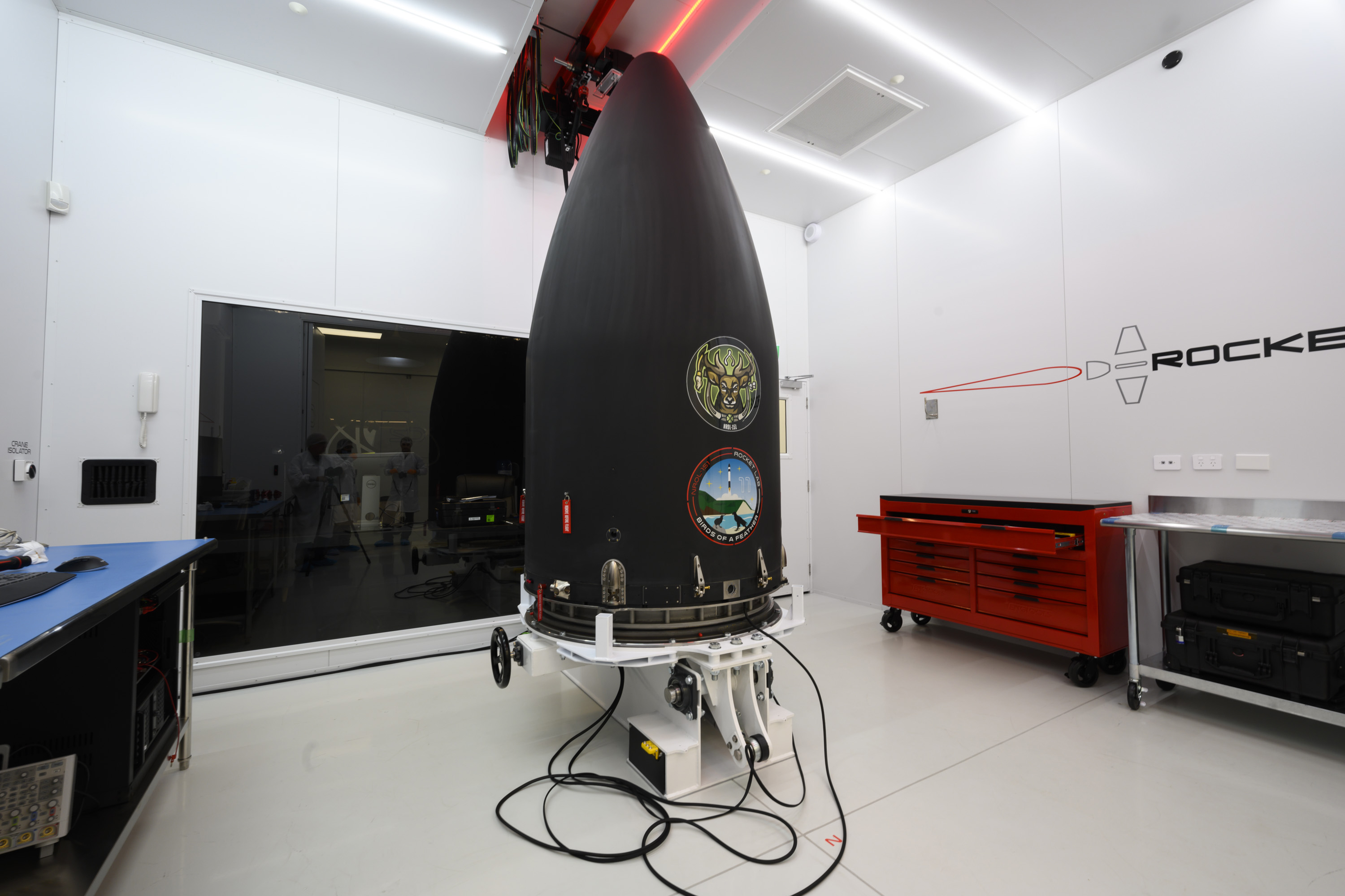 The small satellite launch company Rocket Lab will launch the clandestine NROL-151 satellite for the U.S. National Reconnaissance Office as early as Jan. 31, 2020 local New Zealand time (Jan. 30 EST).