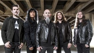 Anthrax release Monster At The End