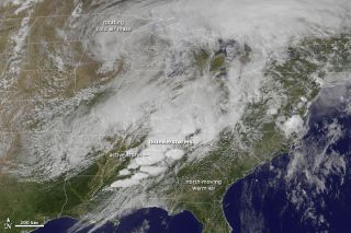 Images of the storms across the South on April 27.