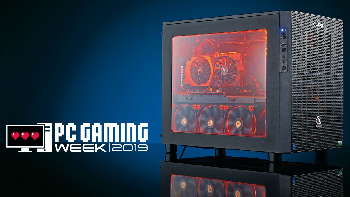 Welcome to TechRadar's PC Gaming Week 2019