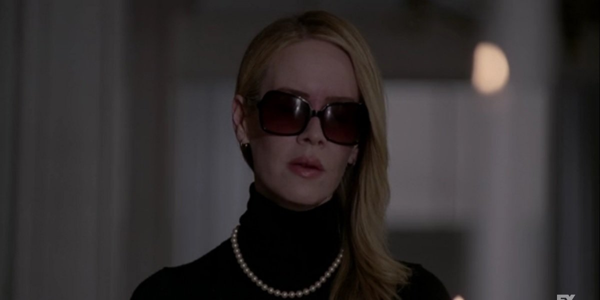 Sarah Paulson as Cordelia Good in American Horror Story Coven