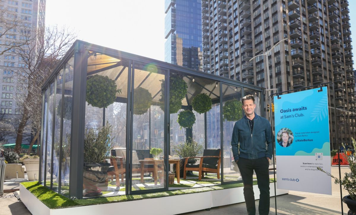 Nate Berkus reveals 7 spectacular ways to style your backyard for spring