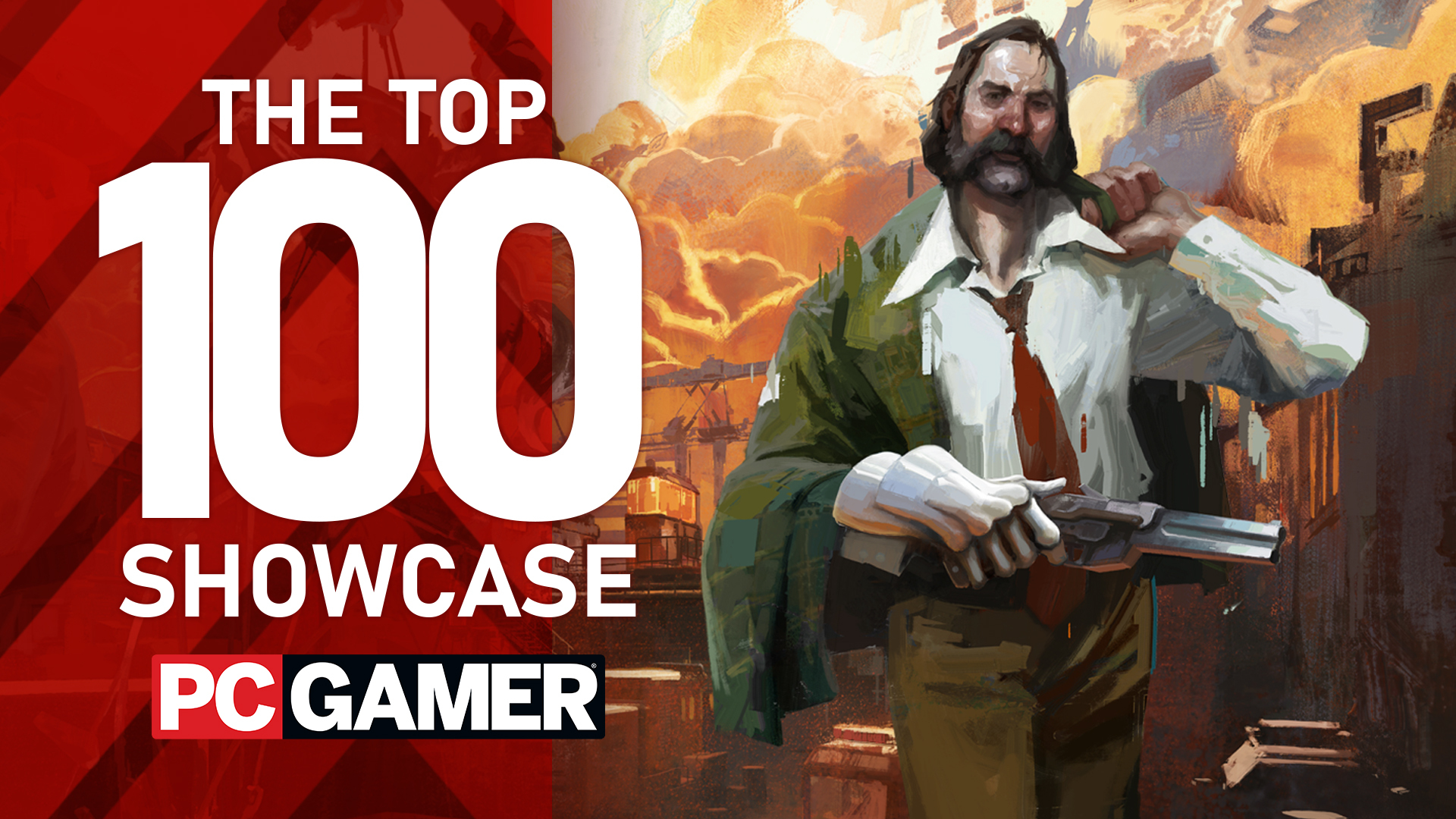 Watch our video showcase of this year's PC Gamer Top 100