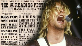 Nirvana played Reading on August 23, 1991