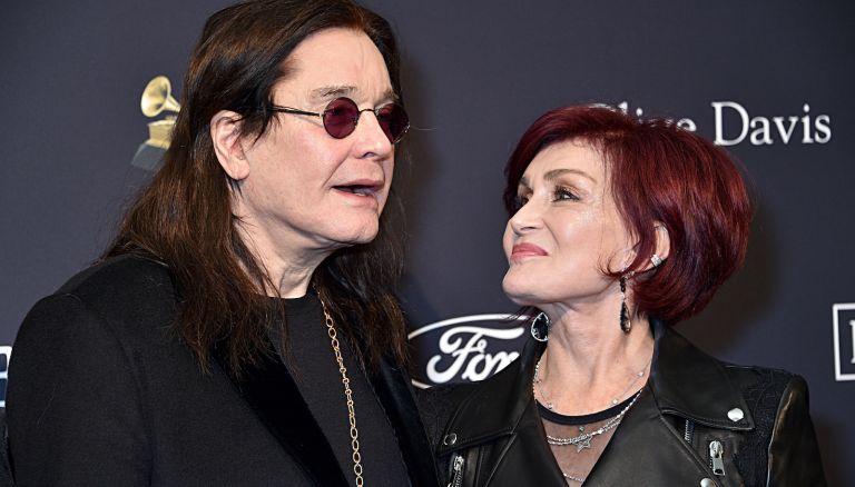 Sharon Osbourne The Talk, Ozzy Osbourne