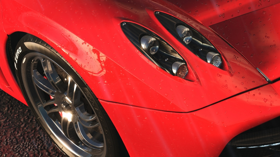 Project CARS Screenshots Show Amazing Water Effects #25648