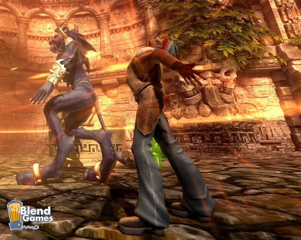 New Screenshots For Velvet Assassin And X-Blades #5701