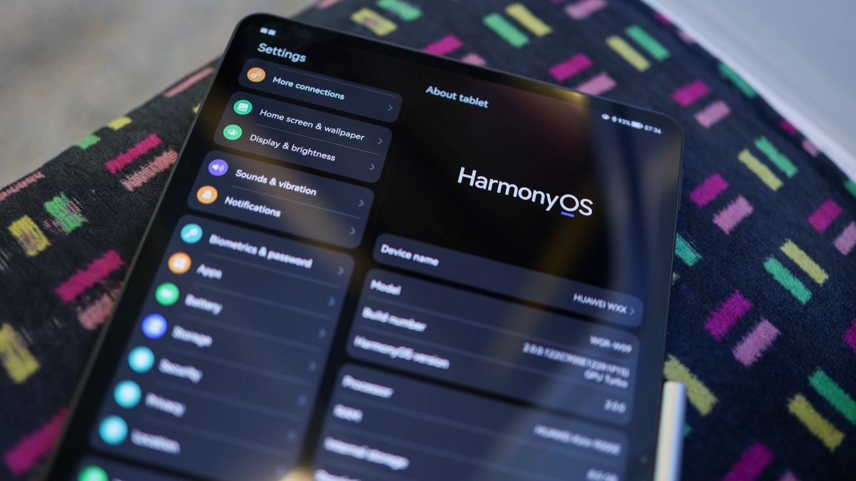 I finally 'get' Huawei's HarmonyOS - but it's definitely not for everyone