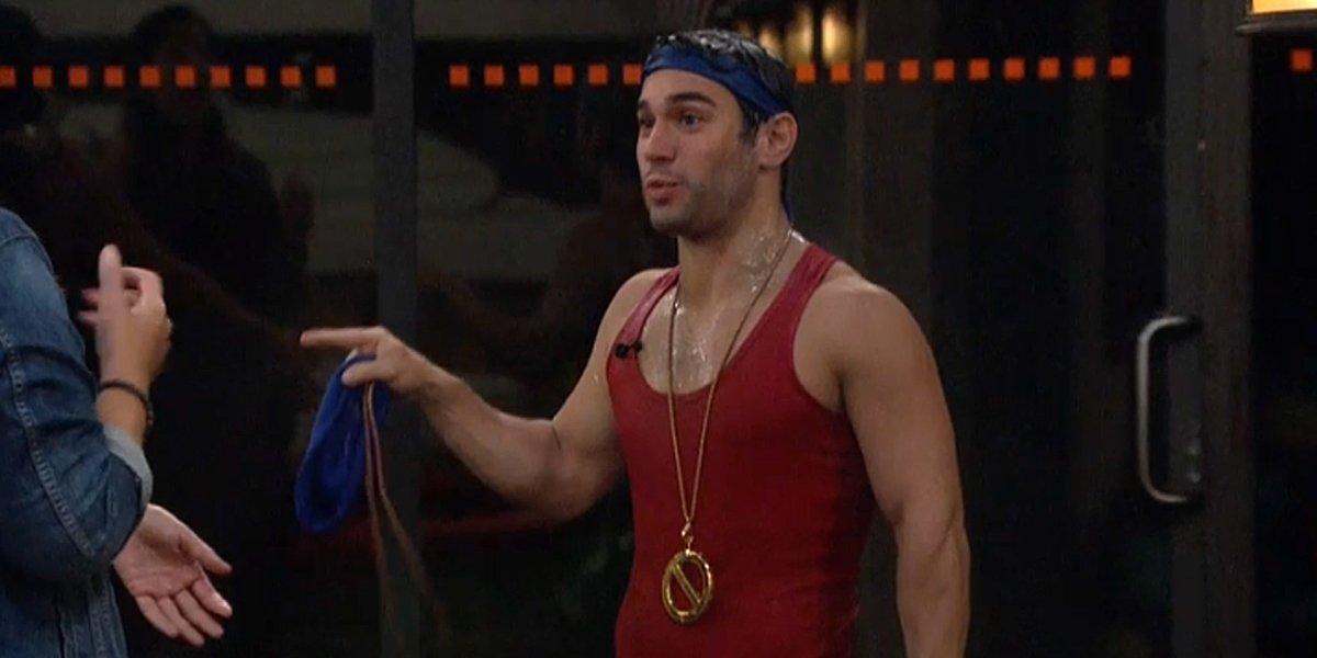 Tommy won Big Brother 2019 Veto CBS