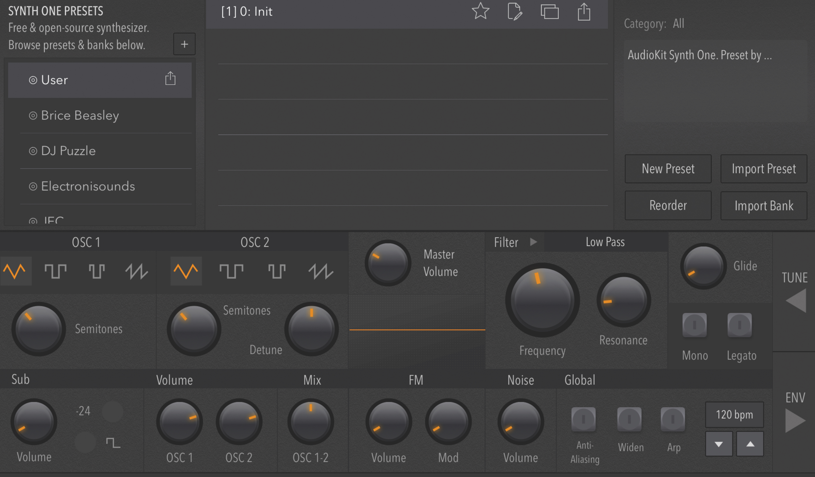 How to create a simple lead patch with AudioKit Synth One | MusicRadar