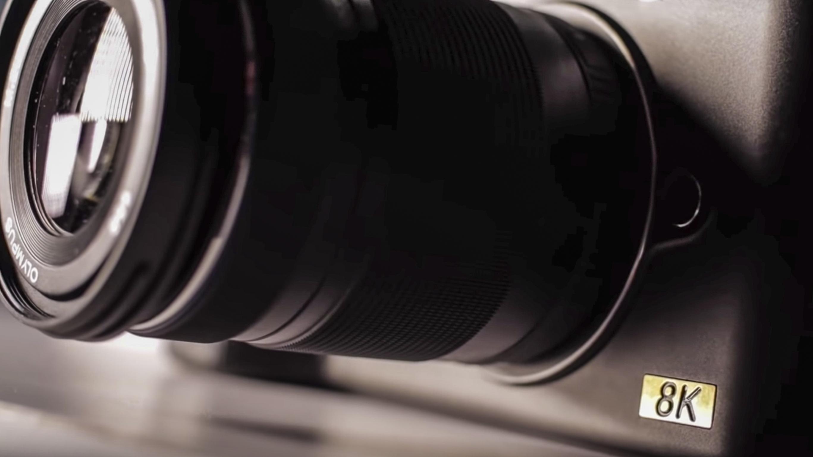 Move Over Blackmagic Meet Sharp S 8k Consumer Cinema Camera Techradar