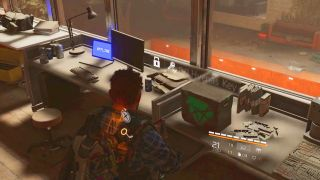 The Division 2 Hyena Keys crate