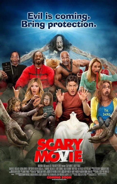 Scary Movie 5 poster 2