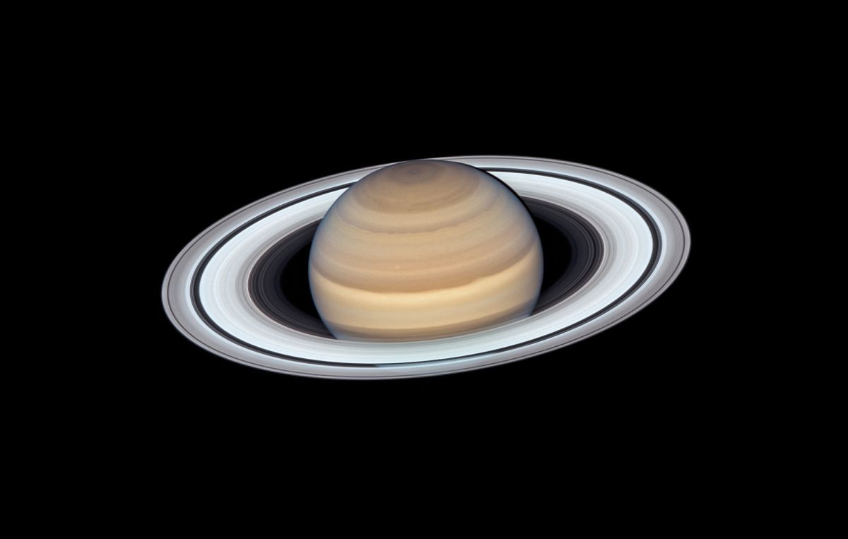 Saturn's Rings May Be Ancient After All