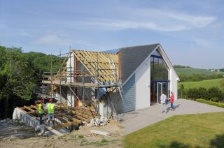 House building extension projects