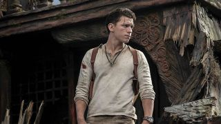 Tom Holland en Uncharted