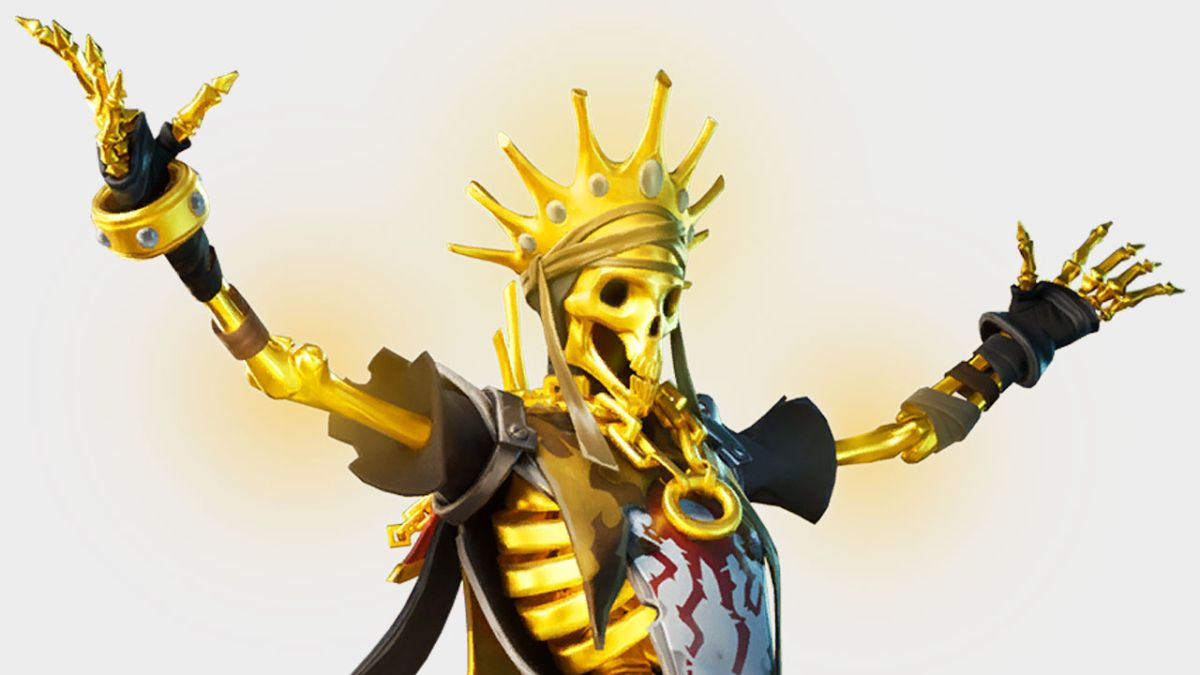 Fortnite Oro: Who is it, and how do they fit in to Season 2? - GamesRadar