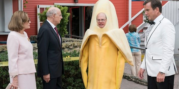 The Bluth's and Tobias Funke Arrested Development Netflix