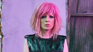 Shirley Manson, singer from Garbage