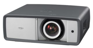 Sanyo's New LCD Projector
